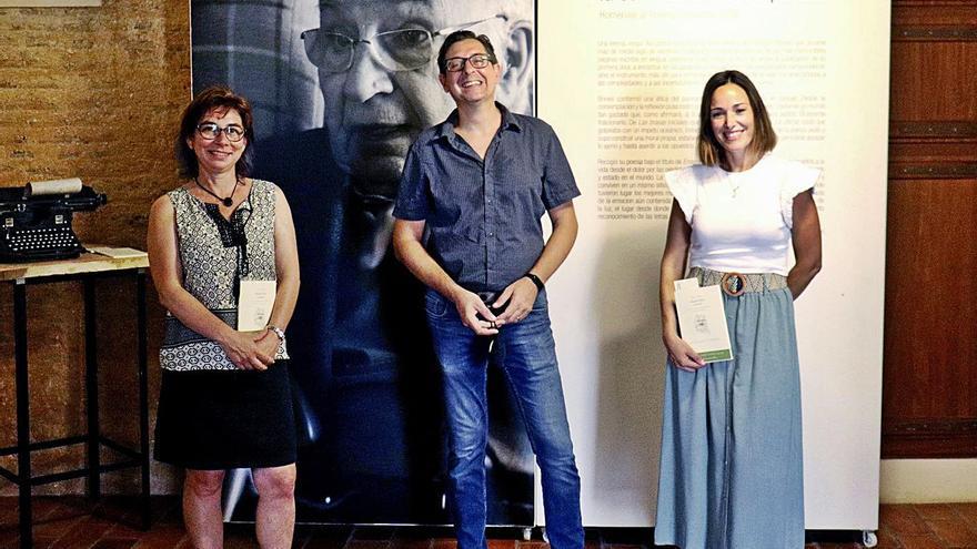 L'Elca abre sus jardines  a los futuros lectores de Francisco Brines