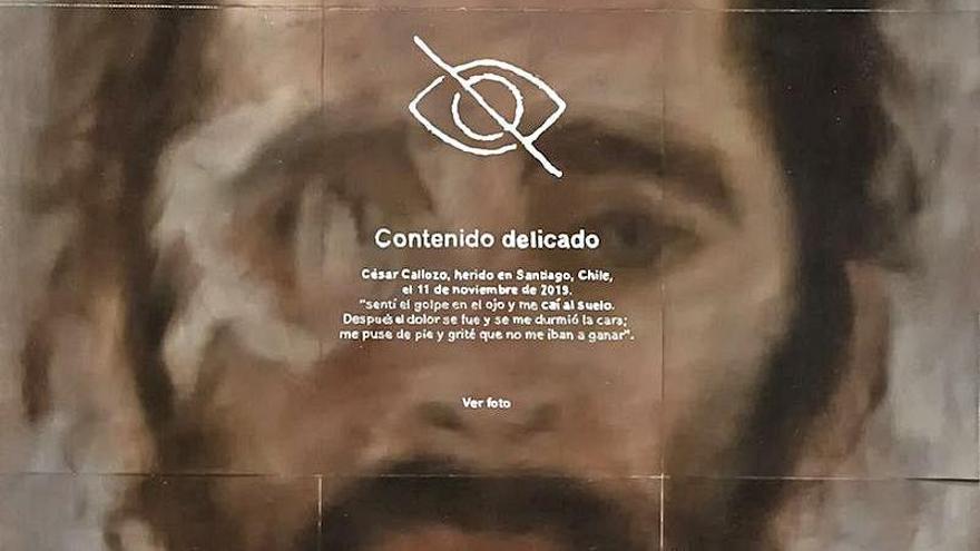 El Premio Miradas 2020, de Paulo Aillapán.