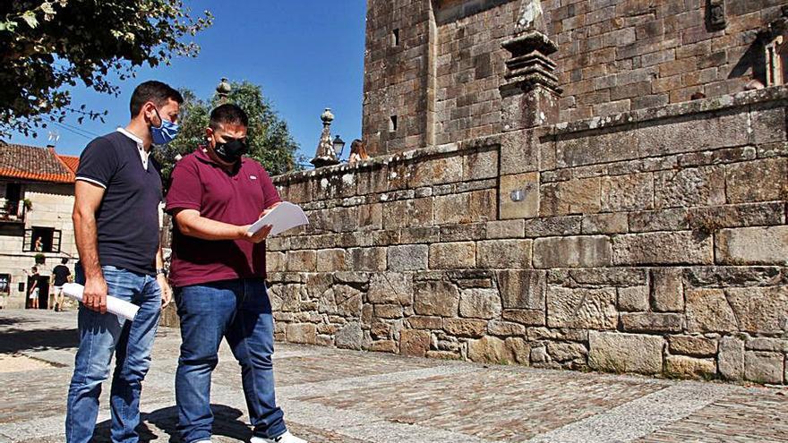La Xunta se ofreció en 2007 a hacer la obra de Fefiñáns que ahora rechaza
