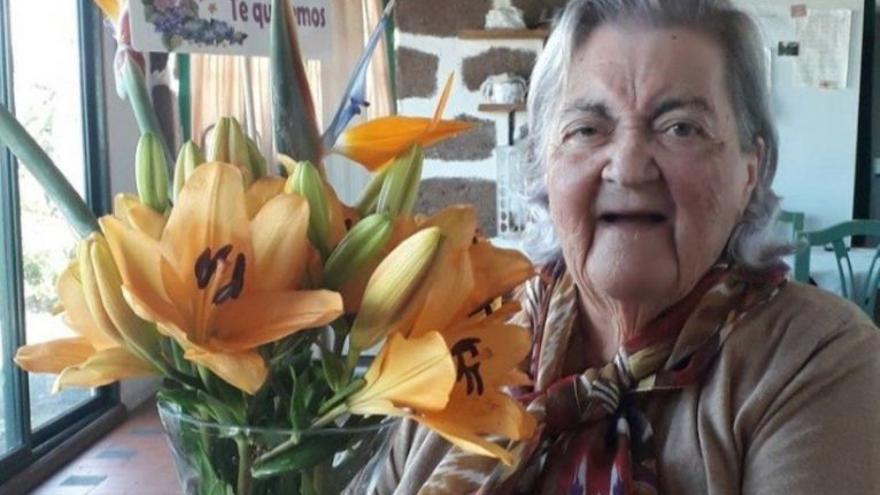 Adiós a Doña Nieves Ramírez Curbelo