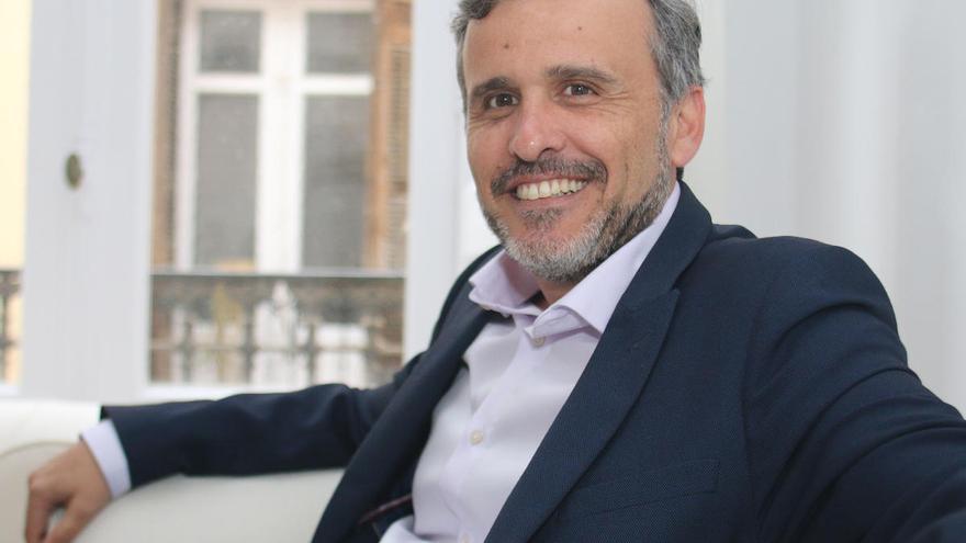 El diputado malagueño Ignacio López se despide de la ejecutiva federal del PSOE