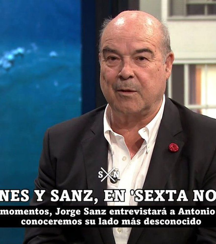 "Resines, contra la Oficina del español de Toni Cantó: ""Es una demencia como una catedral"""
