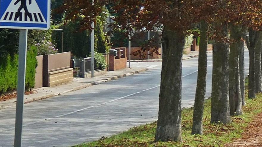 Olot començarà les obres d'un nou tram de carril-bici a la zona de Font Faja