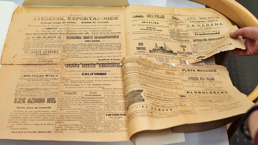 'El Censor', un periódico fantasma