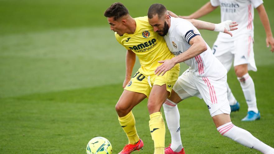 Real Madrid - Villarreal, en directo