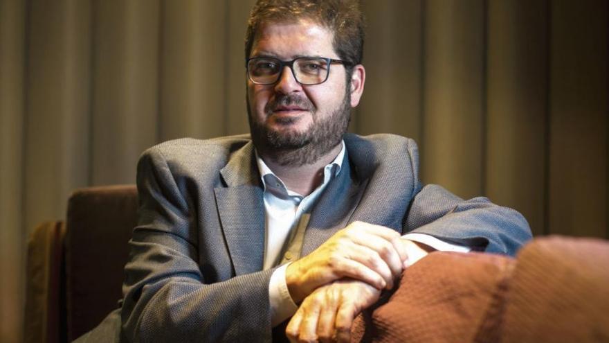 Borja Torres: «Ningú vol viure en un camió, ara es demana conciliació i temps lliure»