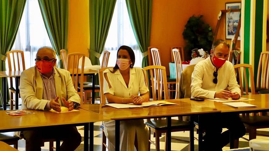 Moncada i Aemon impulsen una Entitat de Gestió i Modernització en el Parc Empresarial Moncada II