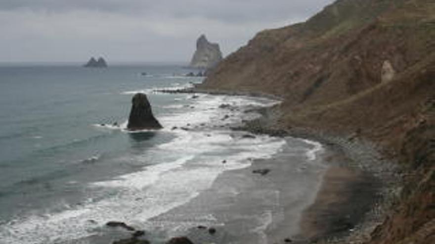 La playa de Benijo cierra este martes