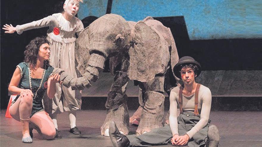 El teatro vuelve al aula online