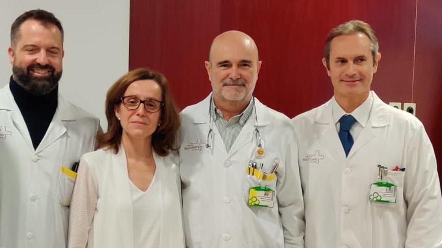 Fernando de la Cierva asume la dirección médica del Reina Sofía
