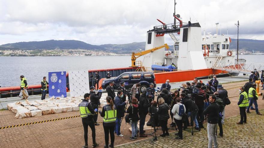 """Un chivatazo al clan Santórum abortó la recogida de 4.000 kilos de coca del """"Karar"""""""