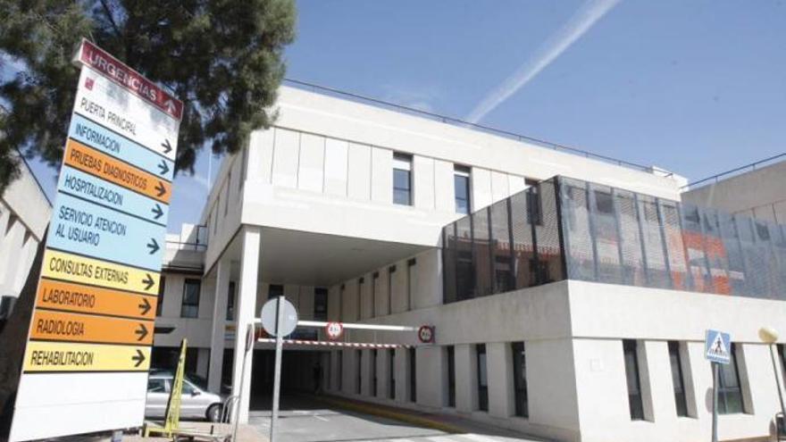 La odisea en el hospital de Lorca de una madre y su hija atropelladas se hace viral