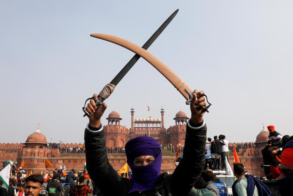 INDIA-REPUBLICDAY/FARMERS