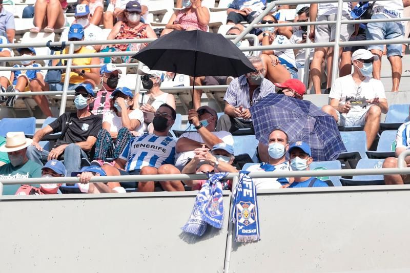 Liga SmartBank: CD Tenerife - Sporting de Gijón