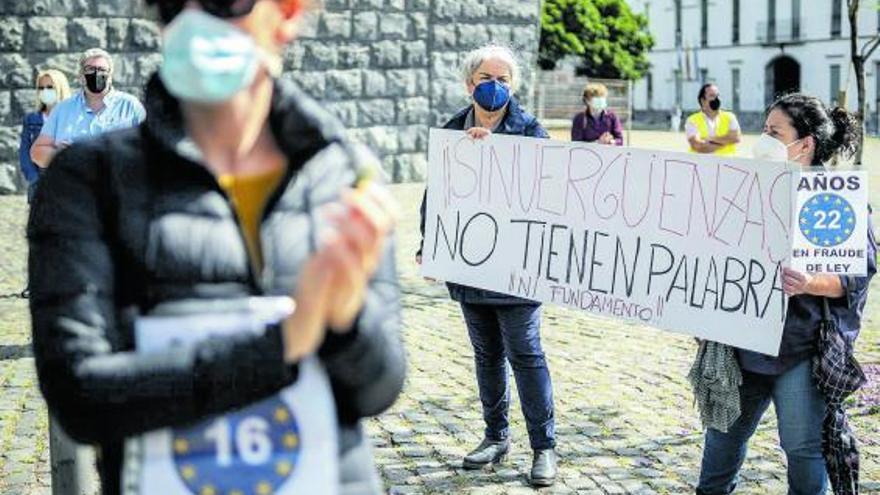 La Justicia europea censura la contratación temporal abusiva
