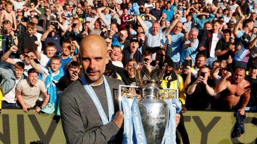 Guardiola firma dos años más con el Manchester City