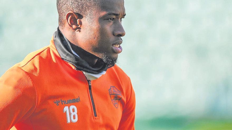 Koné prepara las maletas para abandonar el club franjiverde