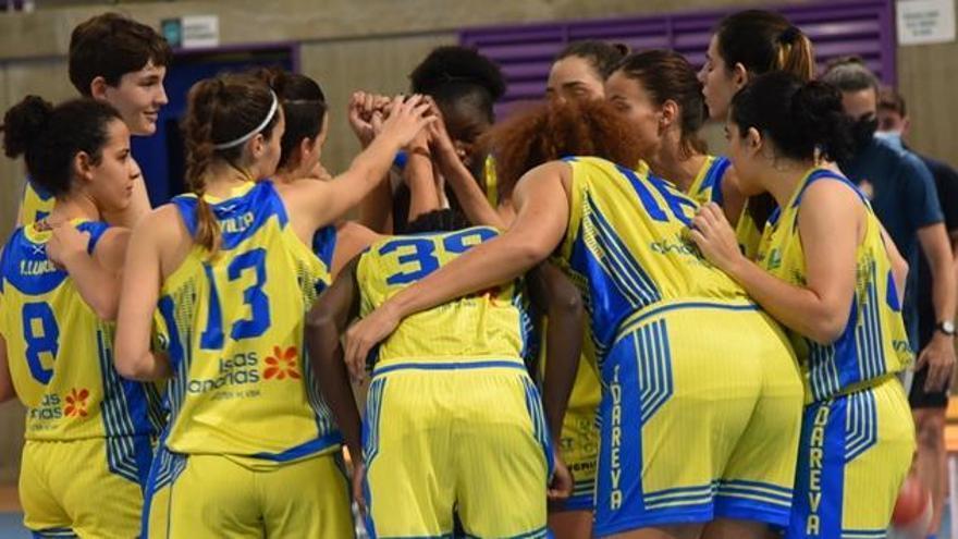 Jugadoras del CB Adareva Tenerife