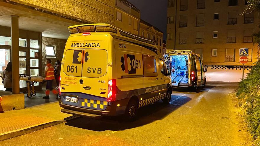 """La CIG denuncia """"ocultación de datos"""" para descartar una nueva ambulancia"""
