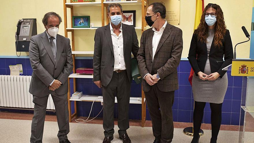 Casi 600 internos de Topas se han reinsertado en tres lustros gracias al CIS de Zamora