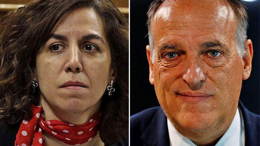 Todo el pleno de A Coruña exige la dimisión de Lozano y demanda la inhabilitación de Tebas