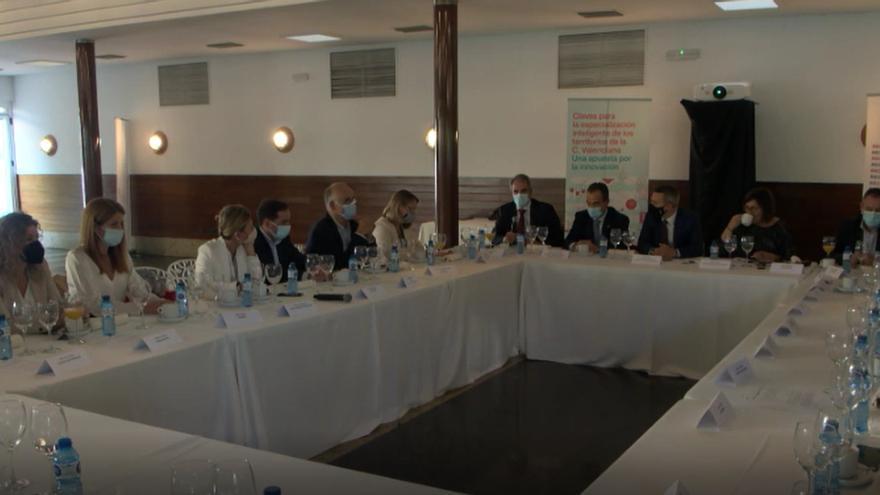 REDIT muestra en Alicante su Estrategia de Especialización Inteligente