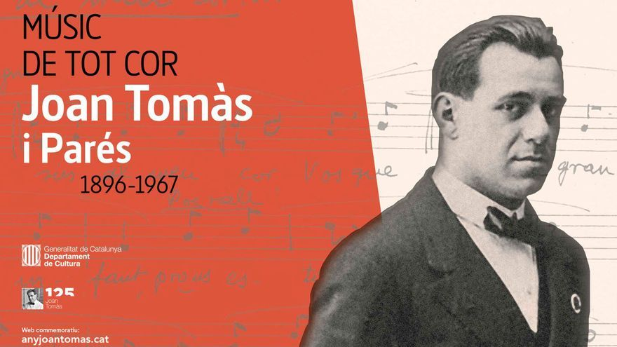Xerrada sobre Joan Tomàs i Parés