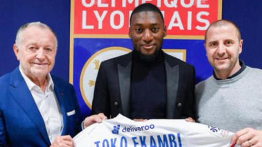 El Villarreal CF cede a Toko Ekambi al Olympique de Lyon