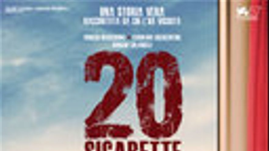 20 cigarrillos