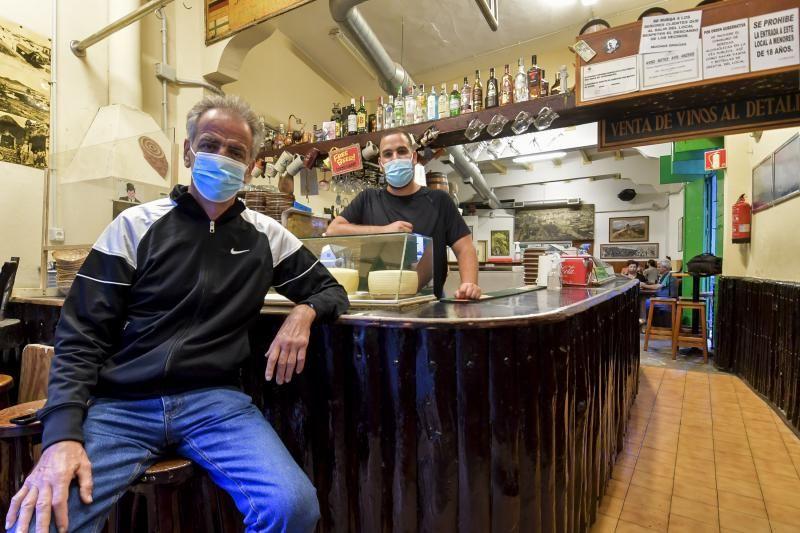 El bar Pachichi cumple el lunes 75 años