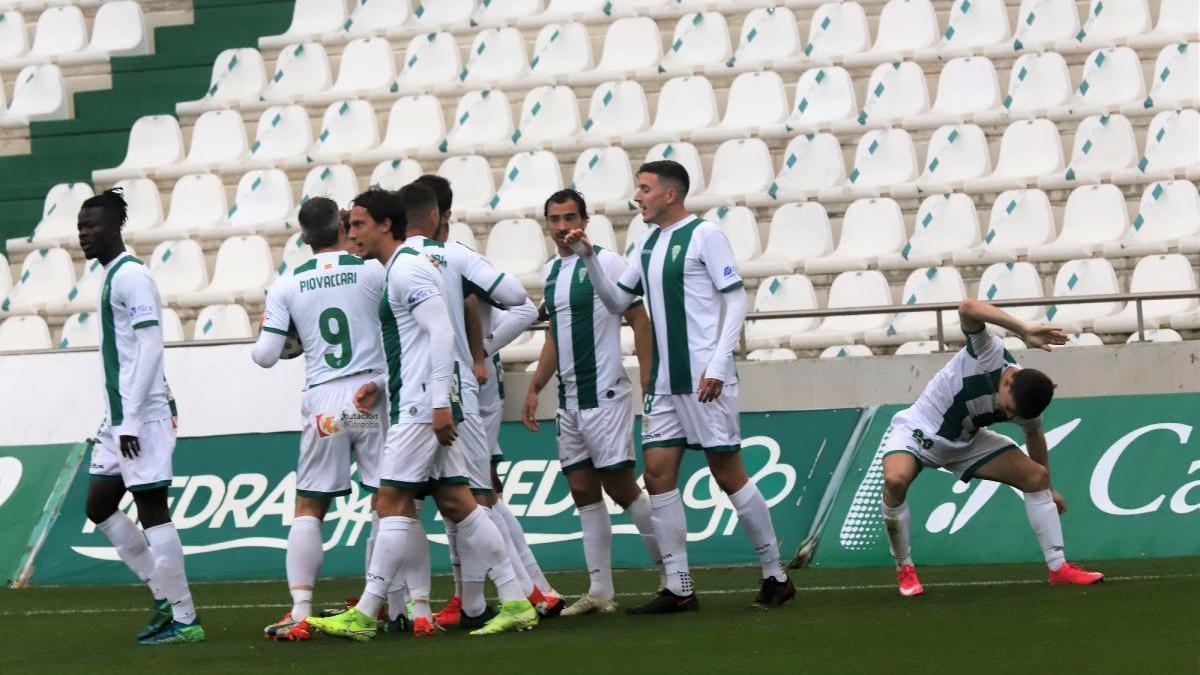 El Córdoba CF, cuarto empatado a puntos con el tercero, el Sevilla Atlético