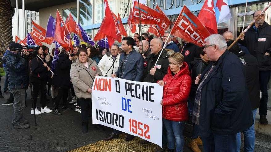 El Juzgado aprueba el despido de 120 empleados de Isidro 1952 por falta de ventas