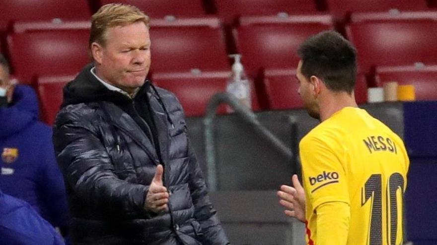 El Barcelona busca cerrar el pase en Kiev sin Messi