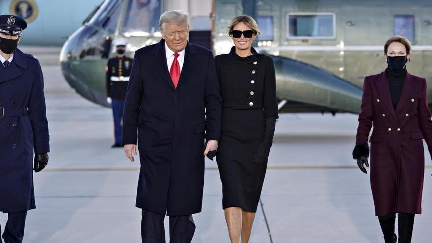 Trump intentó sustituir al fiscal general por un funcionario afín
