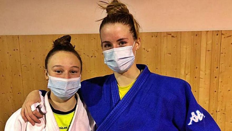 Noèlia Jardo i Cristina Juárez seran presents a l'estatal absolut de Madrid