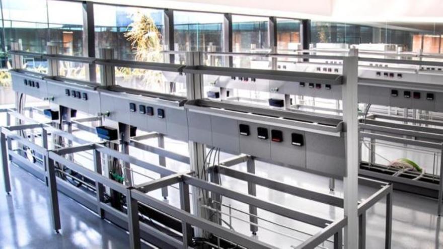 Global Omnium ultima un laboratorio que cuadruplica su capacidad para detectar el virus en el agua