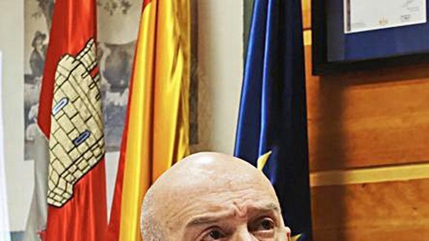 El consejero de Agricultura, Jesús Julio Carnero, positivo en coronavirus