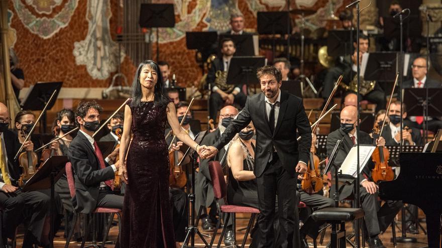 El castelloní Marc Timón dirigeix al Palau els clàssics de cinema i una estrena mundial de John Williams amb l'OSV