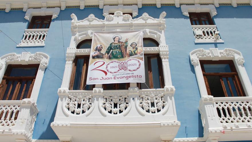 La cofradía de San Juan Evangelista de Bullas cumplen 200 años de vida