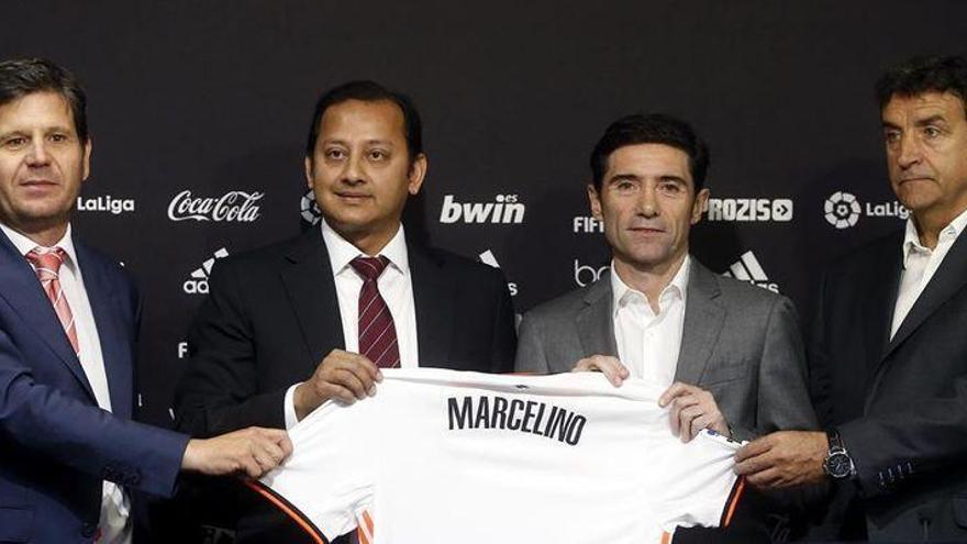 Marcelino ya no está en el Villarreal
