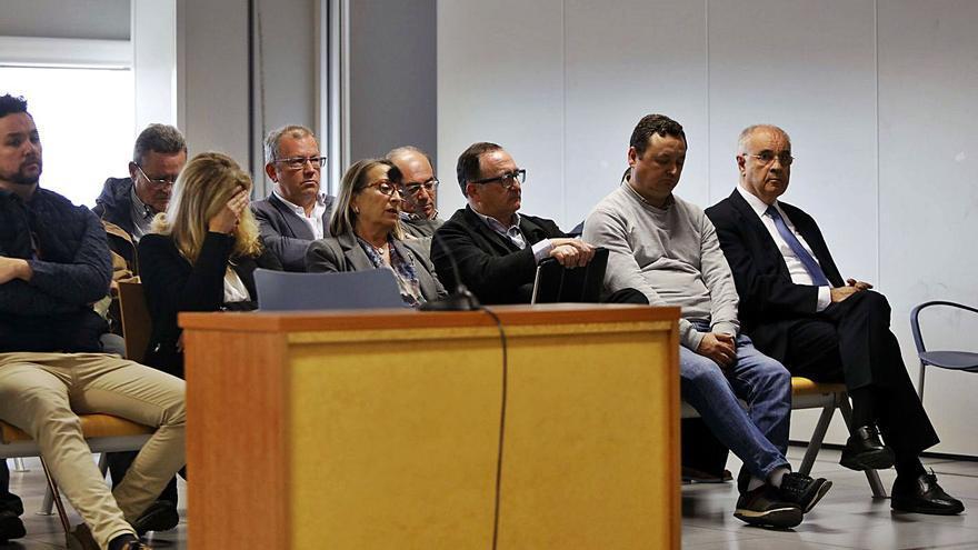 Consell y ONG piden condenar a Blasco por banda criminal