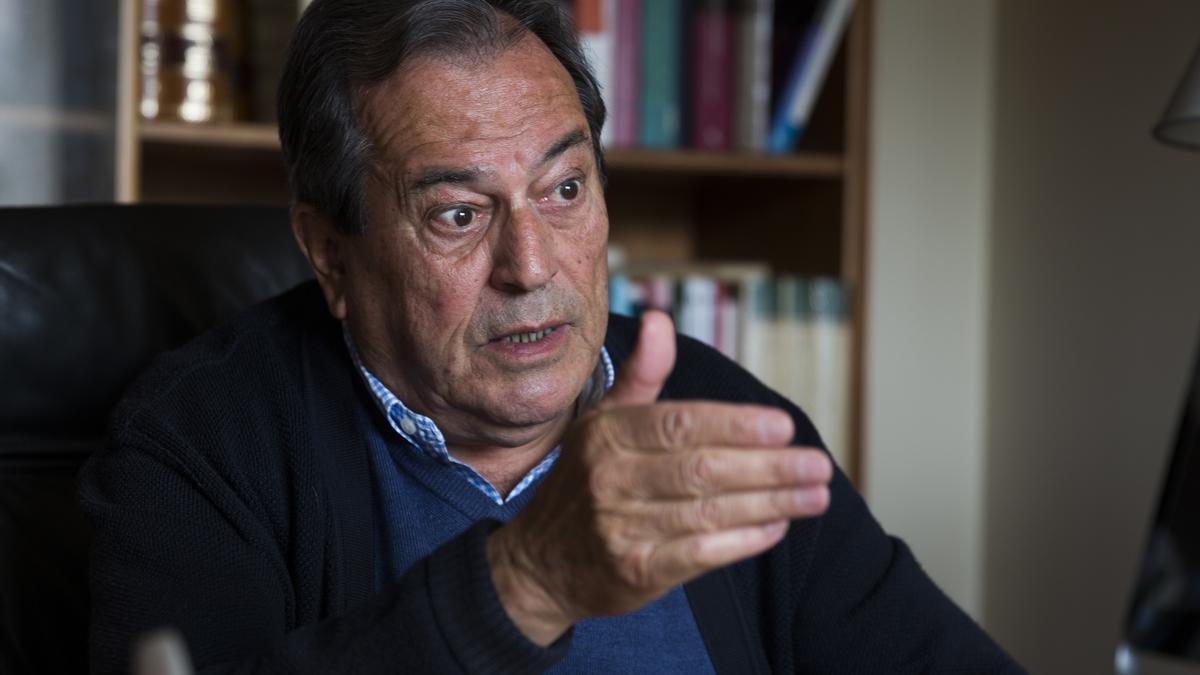 Vicente Gimeno.
