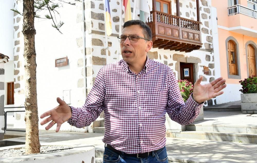 La Guardia Civil entra por segunda vez en en Ayuntamiento de Valsequillo