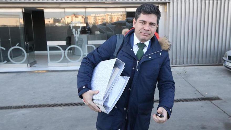 Caballero rechaza apartar a Estepa de la administración concursal del Córdoba CF