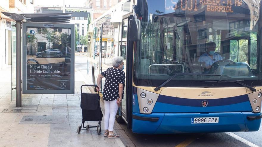 El transporte público de Castelló pide apoyo para mejorar las deficiencias del servicio