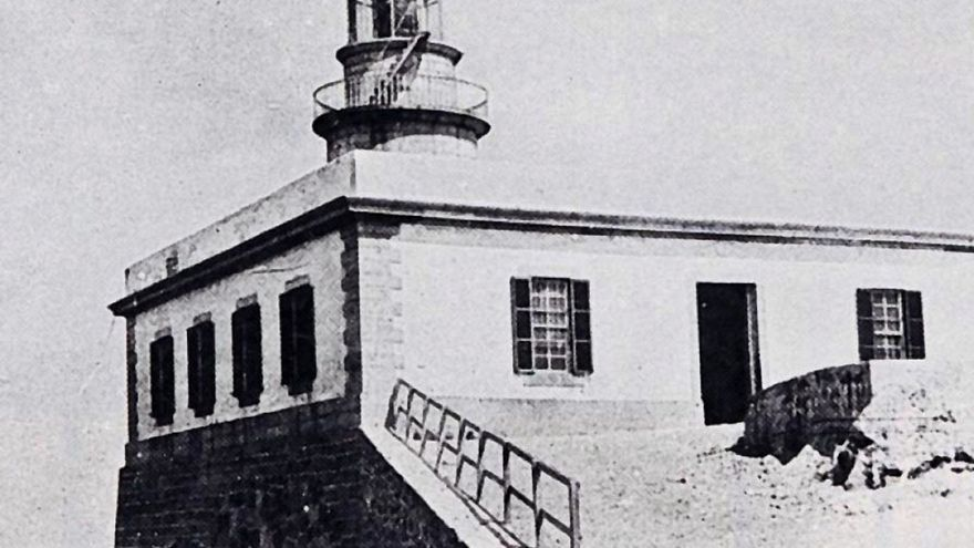 El far de la Punta Grossa