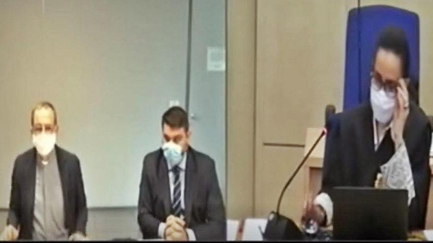 Piden actuar contra el cura Antonio Corbí por falso testimonio en el juicio del papa