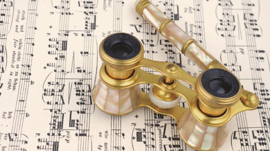 Curso de apreciación musical - A ópera e as artes escénicas