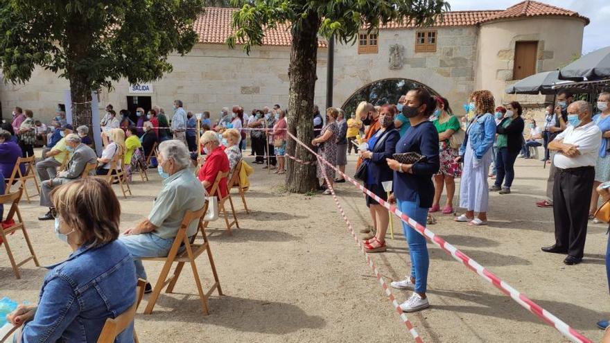 La devoción en Vigo por San Roque pesa más que el  virus