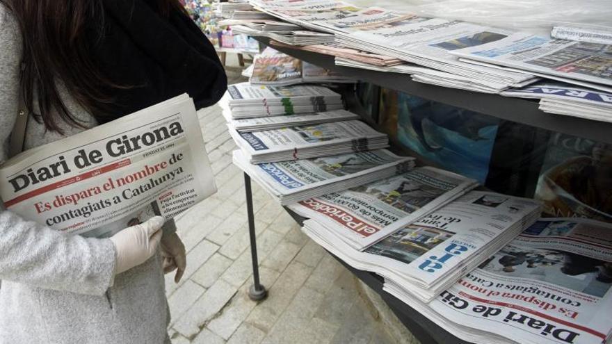Diari de Girona rep 188.000 euros del Govern en publicitat i El Punt Avui 980.000
